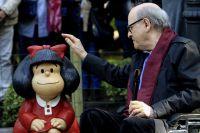 Un año sin Quino, el creador de Mafalda: Un repaso por la vida del dibujante