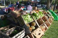 Otra jornada exitosa para la Feria Agroecológica