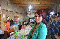 En el Día de la Madre, Gabriela Quinteros abrió las puertas de su casa y de su vida