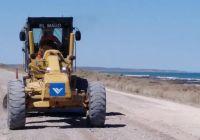 Mejoras en distintas rutas provinciales de la zona Atlántica