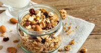Todos los tips para hacer tu propia granola ¡casera y saludable!