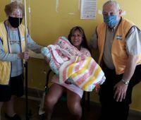 La madre, corazón de la familia, fue puesta en valor por el Club de Leones