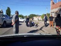 Vecinos atraparon a un delincuente: las autoridades del colegio N° 141 piden seguridad