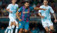 Video: Con un rato del Kun Agüero, Barcelona logró su primer triunfo ante Dinamo Kiev