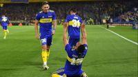 Boca se impuso 2 a 1 ante Godoy Cruz y sigue prendido en la Copa de la Liga Profesional