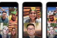 Efectos y juegos de realidad aumentada: Lo nuevo de Messenger en las videollamadas grupales
