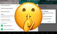 Sin aviso: cómo silenciar a alguien en un grupo de WhatsApp sin tener que expulsarlo