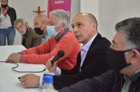 """La lista de """"Juntos"""" recibe el apoyo de Fabian Calvo y """"Alternativa Patagones"""""""