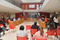 Hay una lluvia de Declaraciones de Interés en la sesión del Concejo de Viedma