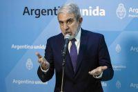 """Aníbal Fernández aseguró que los ataques ocurridos en Río Negro no son """"actos terroristas"""""""