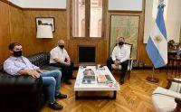 Abordarán la Emergencia Agropecuaria con autoridades del Gobierno Nacional